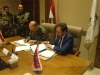 Armenia, Lebanon ink military cooperation plan for 2016