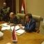 Armenia, Lebanon ink military cooperation plan for 2016