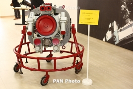 Space Museum opens in Armenia's capital