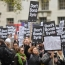 Don't bomb Syria: London protesters oppose UK airstrikes on IS