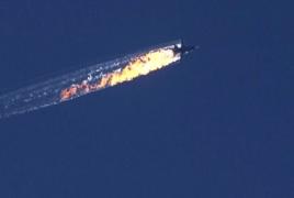 Turkey preparing to send back body of downed Russian plane pilot