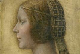 Forger claims Da Vinci's
