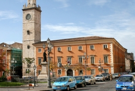 Italy's L'Aquila City Council recognizes Armenian Genocide