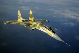 Russia air force flies 431 sorties, hits 1,458 targets in Syria: media