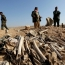 UN says 16 mass graves found in previously IS-held Sinjar