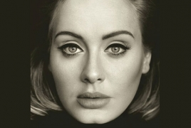 "Adele set to smash another record with new album ""25"""