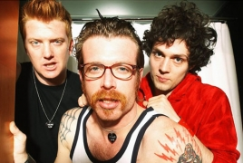 "Eagles of Death Metal ""returning to Paris to perform with U2"""