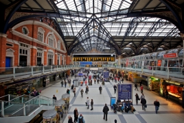 False terror alert: Liverpool street station evacuated