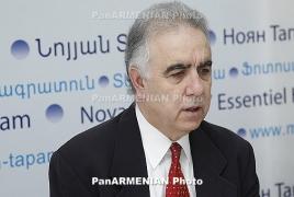 5 billion people worldwide recognize Armenian Genocide: survey