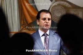 Yerevan to host Second Global Forum on Armenian Genocide in 2016