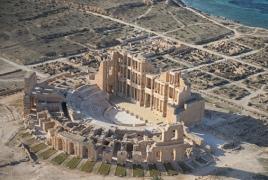 Исламские террористы уничтожили древние культурные памятники в ливийском городе Сабрата