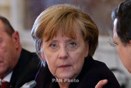 Меркель: Ситуация в мире потребует в будущем от Германии более активных действий, возможно, и военного участия