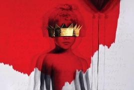 Rihanna's new album still not finished, Sia reveals