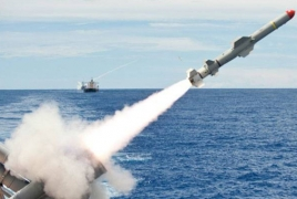 France uses cruise missiles to bomb Islamic State for first time
