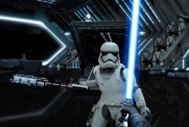Google, Disney team up for Star Wars lightsaber experiment