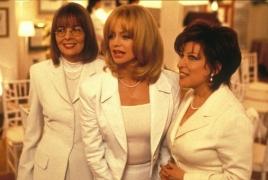 Goldie Hawn, Bette Midler, Diane Keaton to reunite for