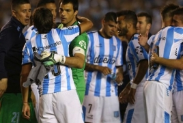 Argentina football club rejects Turkish Airlines sponsorship