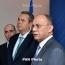 Министр обороны Армении обвинил Турцию в пособничестве ИГ, греческий министр обороны с ним полностью согласен