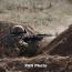 Armenian troops repel 3 Azeri subversive groups