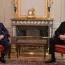 Armenian, Azerbaijani Presidents meet in Switzterland