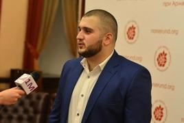Армянская организация Петербурга «Нор Серунд»  отметила свой день рождения новогодним праздником – «Аманор»