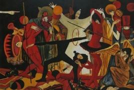 Moscow Museum of Modern Art hosts Alexander Tikhomirov exhibit