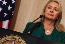 Clinton says IS violence against Christians, Yazidis, a genocide
