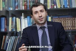 Karen Andreasyan resigns as Armenia Human Rights Defender