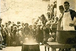 "NAASR to host lecture on ""Bread from Stones"" genocide book"