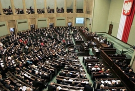 Polish parliament adopts disputed police surveillance rules