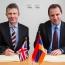 Armenia, UK sign 2016-2017 defense cooperation plan