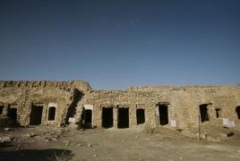 Боевики ИГ до основания разрушили древнейший христианский монастырь на территории Ирака
