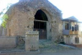 Охотники за сокровищами уничтожают очередную армянскую церковь в Турции