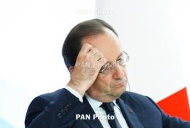 "Hollande talks ""acceleration"