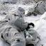 Разведчики российской военной базы в Армении проходят подготовку на большой высоте и при низких температурах