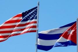 Cuban, U.S. officials hold talks on telecommunications, Internet