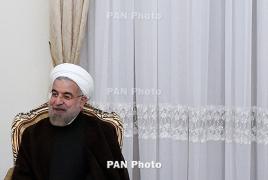 ՀՀ ու Իրանի նախագահները հեռախոսազրույցի ընթացքում քննարկել են կապերի հետագա զարգացումը