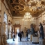 Italy covers nude sculptures in Capitoline Museum for Iran President