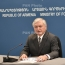 Azerbaijan's position runs counter to OSCE approach: Foreign Minister