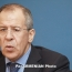Russia won't stop Syria airstrikes until terrorists defeated, Lavrov says