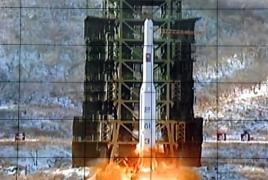 South Korea says North speeding up rocket launch plans