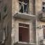 Terrorist missiles hit Armenian districts of Aleppo