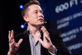Elon Musk mulls electric airplane, underground city tunnels