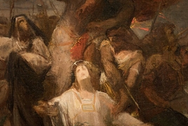 Little-known work by Eugène Delacroix on loan to the Clark Art Institute