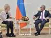 ԼՂՀ խնդիրը, ՀՀ-ԵՄ գործակցությունը՝ Շվեդիայի ԱԳ նախարարի և ՀՀ նախագահի հանդիպմանը