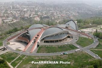 Armenian government annuls sale of Yerevan's landmark arena