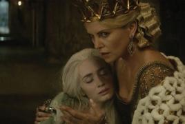 """Emily Blunt as Ice Queen in """"The Huntsman: Winter's War"""" trailer"""