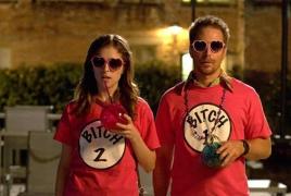 "Anna Kendrick falls for a killer in new ""Mr. Right"" comedy trailer"