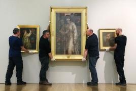 Pre-Raphaelite beauty stars in 1st public display at Walker Art Gallery