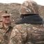 Սեյրան Օհանյանն Արցախում ծանոթացել է հակամարտ զորքերի շփման գոտում տիրող իրավիճակին